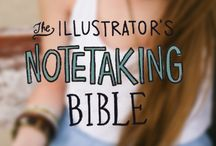 Illustrator's Notetaking Bible