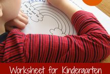 Reading Games / Games to help kindergarten age child learn sight words anf reading.