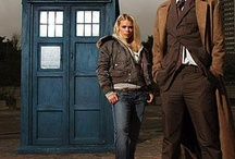 Doctor Who Universe / by Anne Dickson