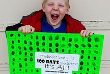 100th day ideas / by Mildred Boles
