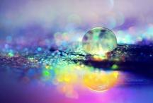 Perles d'eau... Water beads .. / .. / by Stavroula Sfikakis