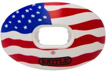 Battle Limited-Edition Oxygen Lip Protector Mouthguard / Battle Limited-Edition Oxygen Lip Protector Mouthguard
