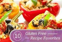 Gluten free / by Ann Purvis