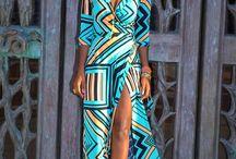 Glicia Simoes afrikan dresses