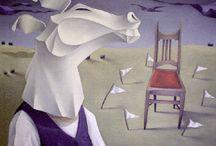 Polemos 2003 / Paintings