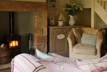 English Country Cottage - The Sitting Room