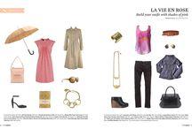O U T F I T S / Build your outfit with a touch of Lydali. Pretty, pretty, pretty!