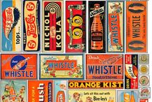 Vintage signs and images