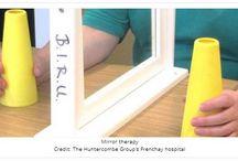 Mirror therapy peiliterapia