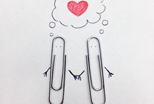 Our Friend the Paper Clip / We all knew office supplies were fun, but who knew they could be this adorable!  / by Office Depot