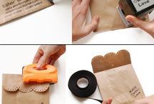 Cookies packaging!