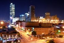 #OKC / Braggin' about Oklahoma City's good food, good people, smart businesses, and why it's a great place to live. #OKC