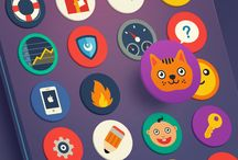 Icons & Interfaces UI/UX