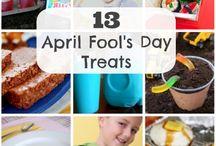Holidays - April Fools