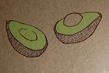 Avocado Zone! / I love avocados. / by Dan Bochichio