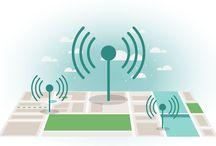 Proximity marketing Device / E' una tecnologia di geolocalizzazione a basso consumo che genera una rete wireless attraverso il protocollo di trasferimento dati Bluetooth Low Energy (BLE) 4.0 Il sistema Bluetooth Proximity Sensing consente il collegamento automatico tra AIRY e i dispositivi con bluetooth attivo e l'applicazione di sistema installata.