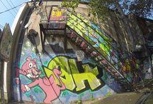Street arts in Toronto / Photos prises en 2014 dans les rues de Toronto / Pictures taken in 2014 in Toronto streets http://www.xavdesign.com/images/collections/street-arts-toronto/