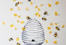 panales de miel originales