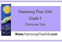Homeschooling - art appreciation / by Neptune