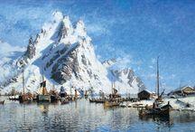 Art scandinave