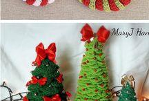 πλέξιμο Χριστούγεννα