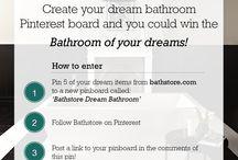 Bathstore Dream Bathroom / wants and needs!