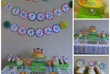 3rd birthday / by Jenny Davis