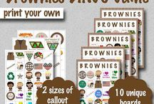 Girl Scouts - Brownie - Daisy