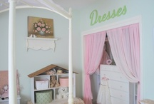 Girl Room / by Peggy Not Sue