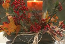 Autumn decor / Made by home..