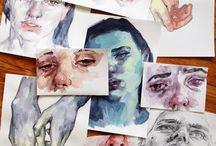 GCSE ART IDEAS