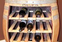 Wine etc. cabinet