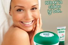 Bebak Cilt Bakım/Skin Care / Bebak Skin Care Products