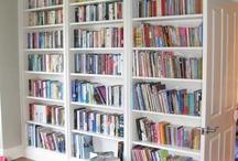 villa bookcases