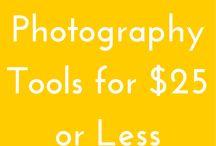Photography Productivity