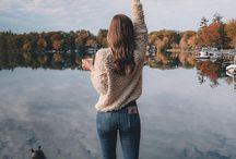 Self lake poses