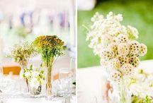 Wild Wedding Flowers / by Cherry Bomb Events