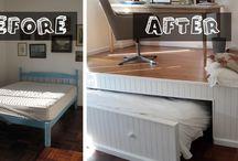 Office bedroom combo