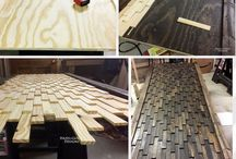 Acabados con madera