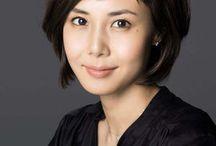 Nanako Matsushima-松嶋 菜々子