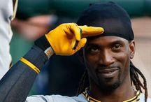 ❤️Andrew McCutchen ❤️ / Pittsburgh Pirate Outfielder