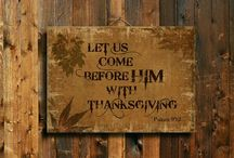 {thanksgiving} / by Heather Sasse