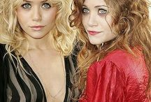 Olsen Twins ashley and mary kate