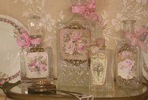 vasetti decorati