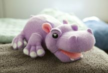 Harper the Hippo! / Meet Harper the SoapSox Hippo! Harper is a children's bath aid, designed to make bath time fun! Order now at www.soapsoxkids.com!