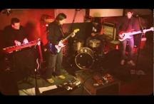 my band: John Lyons Band, Zürich