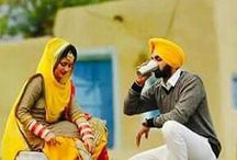 punjabi giant couples