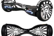 Hoverboard & Skateboard Skins