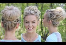Braided Hairstyle Tutorials