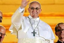 Pope Francis / by Kay Johnson